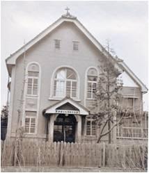 泉町の会堂