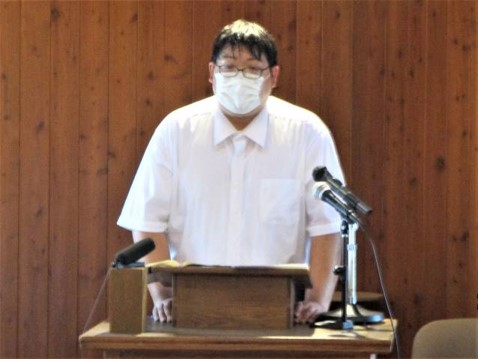 義也牧師講壇